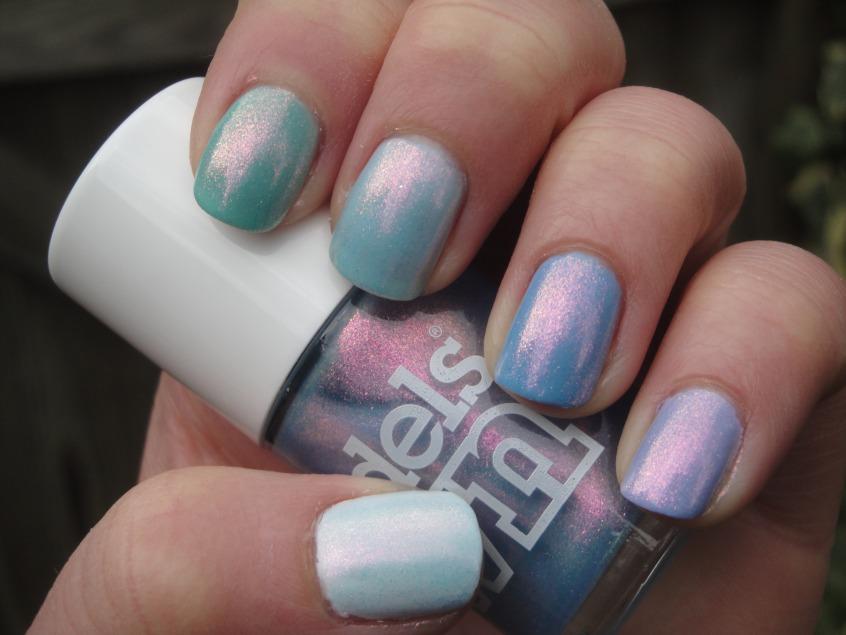 Revlon Holographic Nail Polish - Nails Gallery