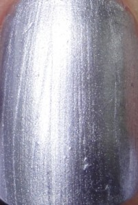 Barry M Chameleon Lilac Silver Purple Foil chrome romantique china glaze colour change top coat clear nail polish add nail art lillibet close up