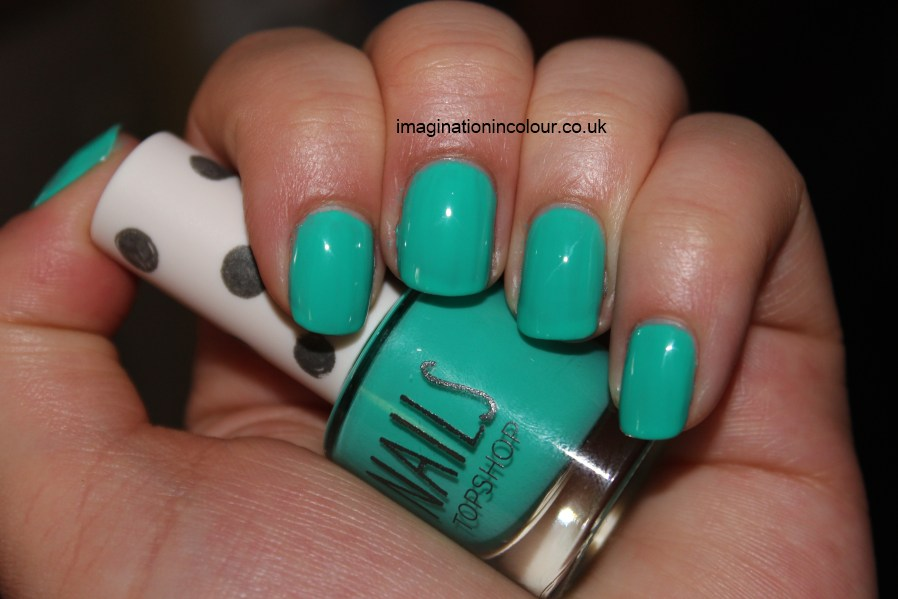 Nail | Topshop, Pritty NYC Bahamas vs. Local Brand ♥ - w0ohlala!