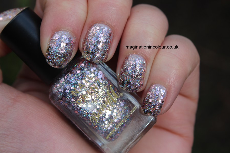 Barry M Glitter Nail Paint Review