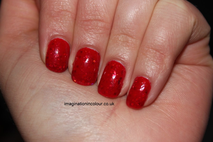 Barry M Bright Red