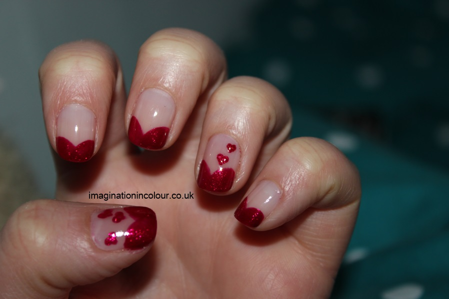 Nail Art Pictures Only ~ Christmas nail art tutorial not only makeup