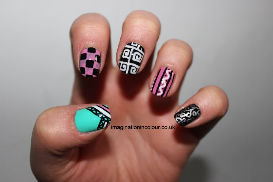 Nail Designs Using Nail Art Pens | Nail Art Designs