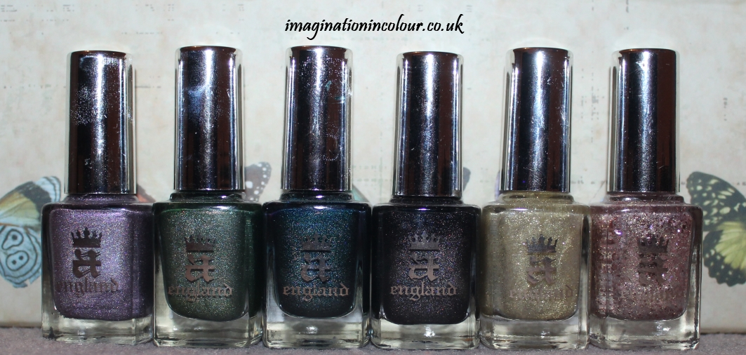 Indie Polish Collection A England