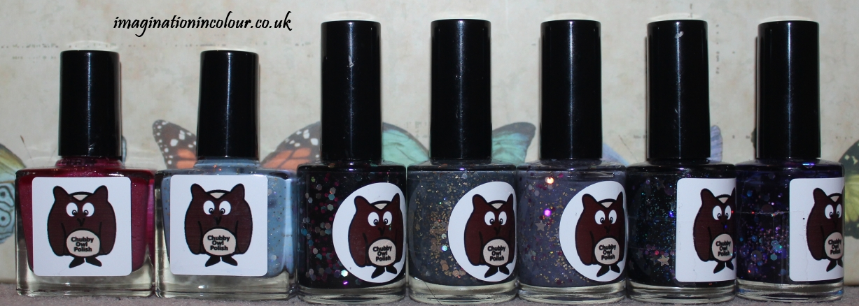 Indie Polish Collection Chubby Owl