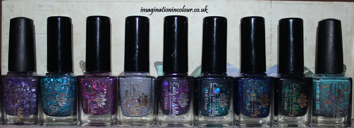 Indie Polish Collection Emily De Molly