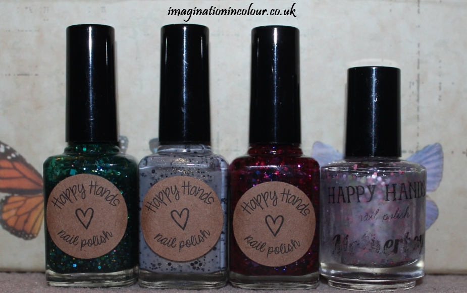 Indie Polish Collection Happy Hands