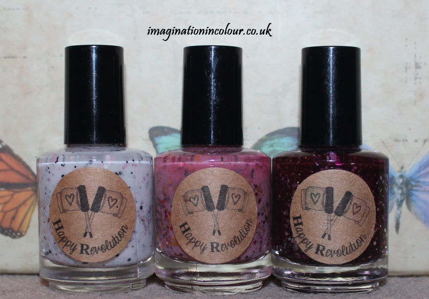 Indie Polish Collection Happy Revolution