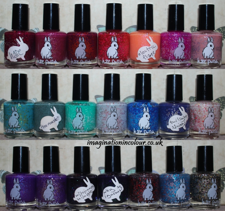 Indie Polish Collection Hare