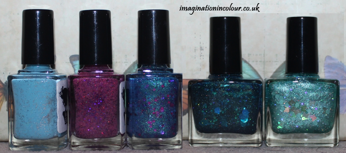 Indie Polish Collection Iconic Effect Stellar