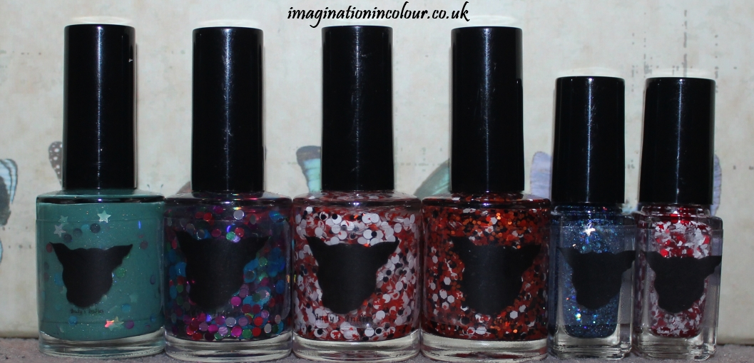 Indie Polish Collection Indy's Indies