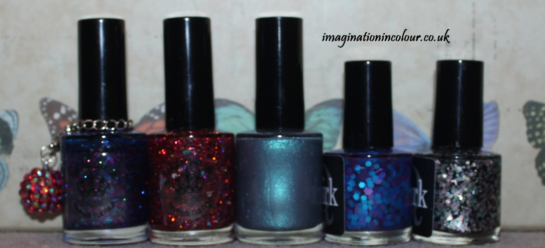 Indie Polish Collection Nail Lacquer UK Quirk