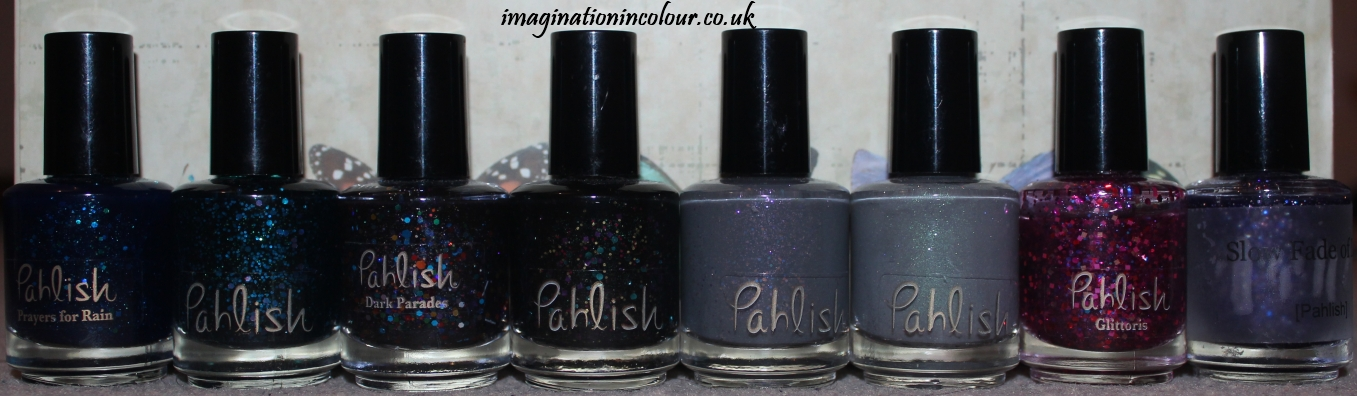 Indie Polish Collection Pahlish