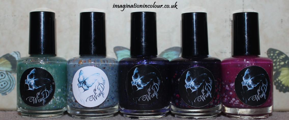 Indie Polish Collection Wing Dust
