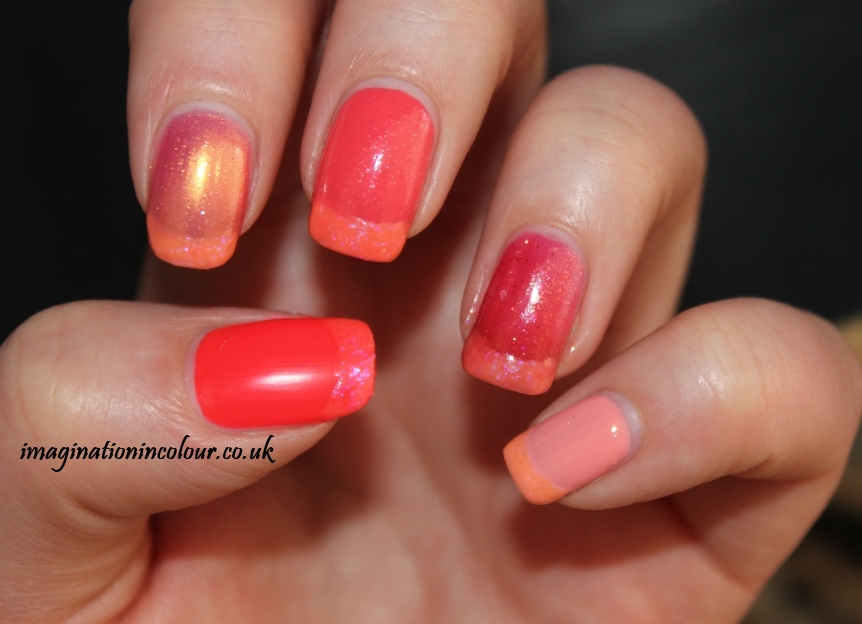 Peach Polish Favourites