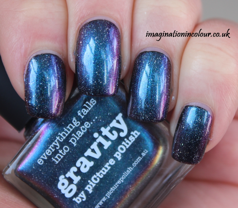 Picture Polish Gravity