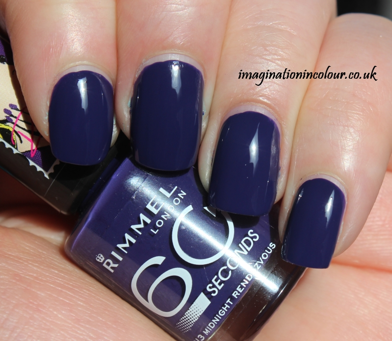 Rimmel Midnight Rendezvous 613