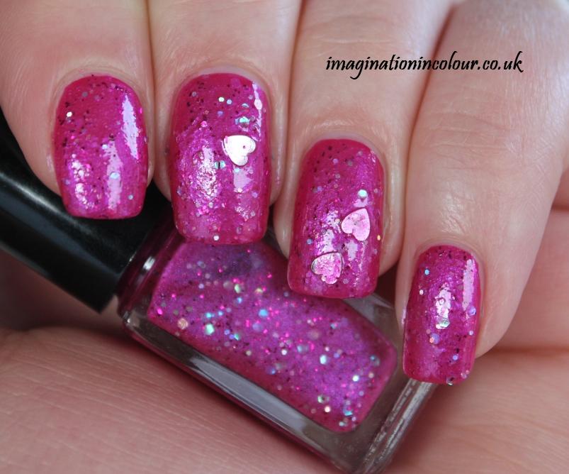 Stellar Polish Pink Aerosmith