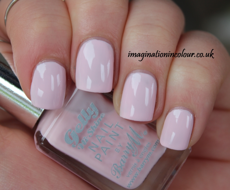 Barry M Rose Hip Gelly