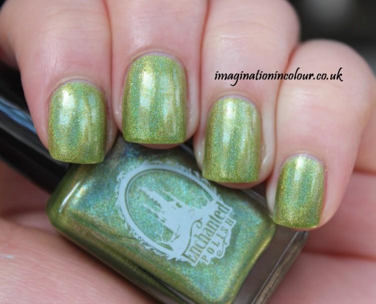 Enchanted Polish March 2014 Mystery 3