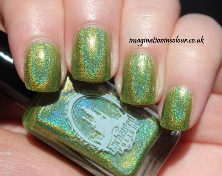 Enchanted Polish March 2014 Mystery
