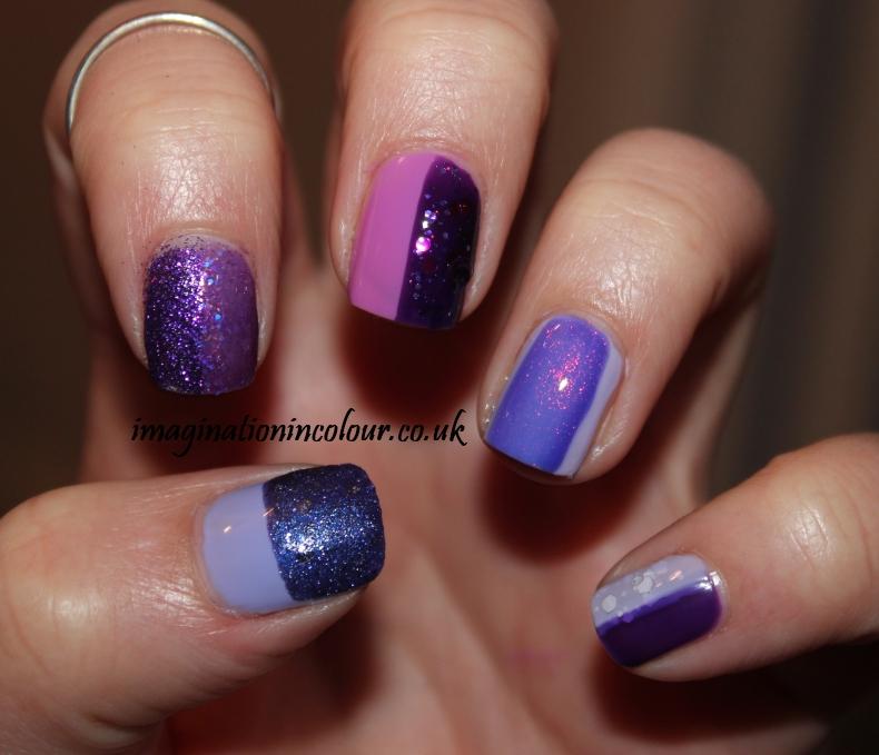 Favourite purple nail polish