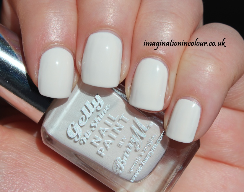 Barry M Coconut Gelly