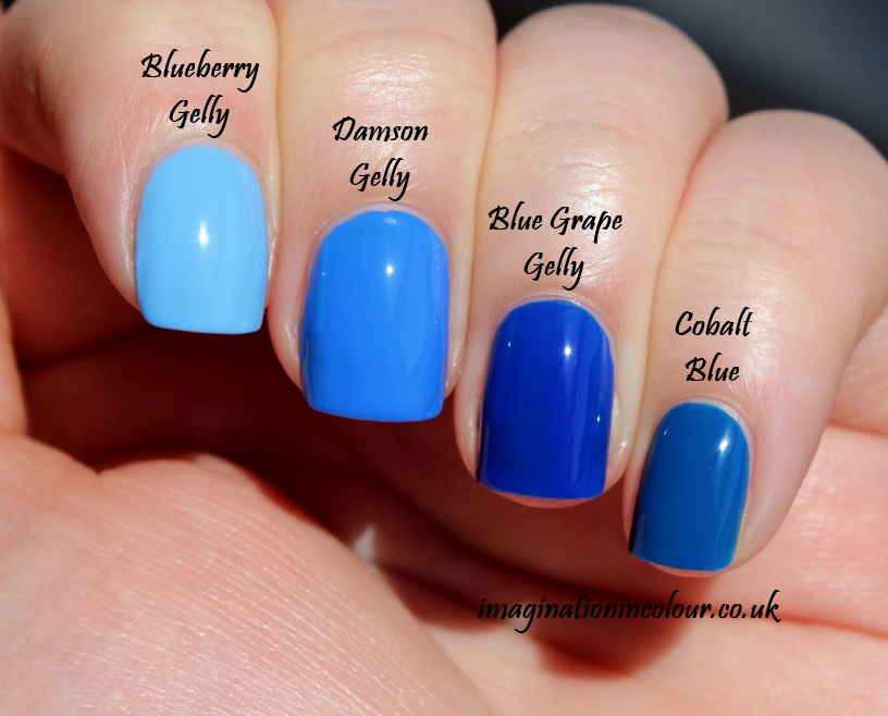 Barry M Gelly Summer 2014 Collection Review, Swatches ...