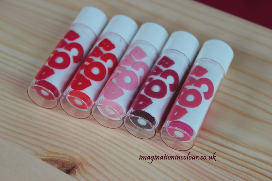 Barry M Cor Balmy! Tinted Lip Balm
