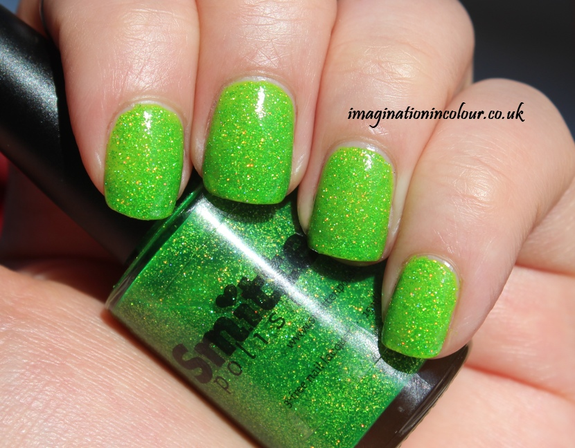 Smitten Polish Not Your Mama's Easter Grass