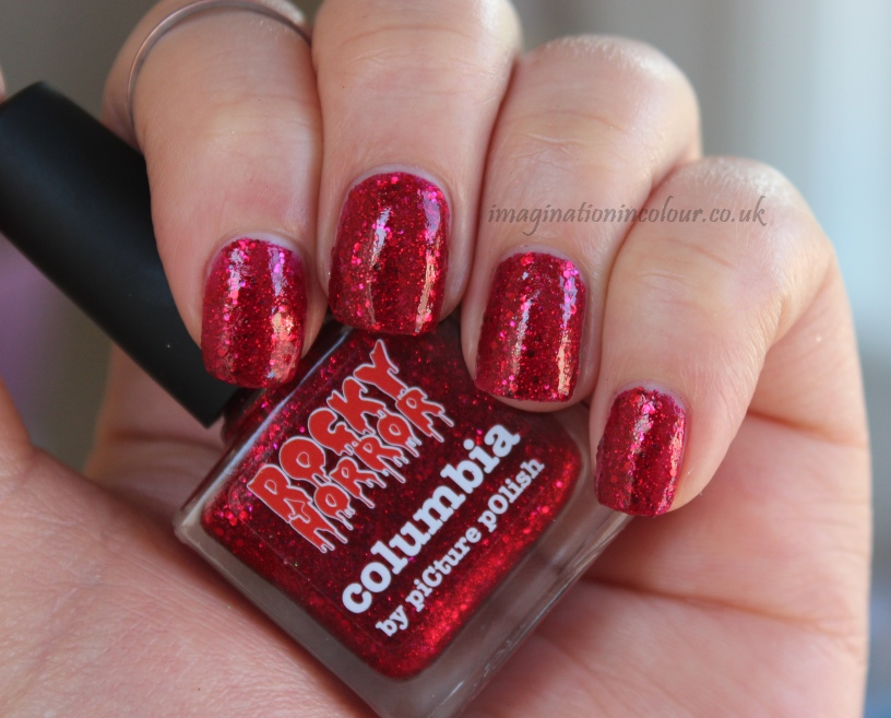 Picture Polish Rocky Horror Columbia