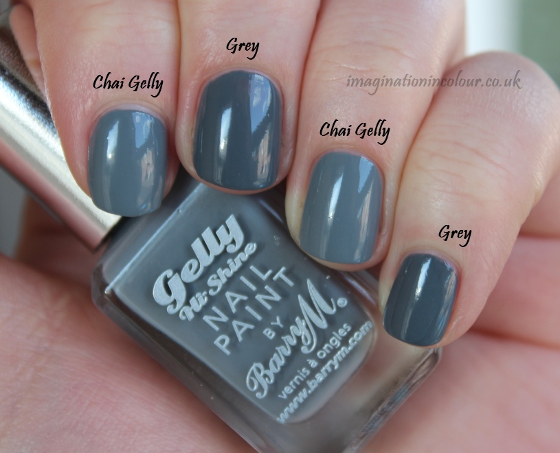 Barry M Chai Gelly Comparison