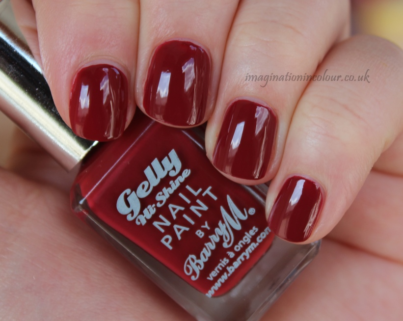 Barry M Chilli Gelly