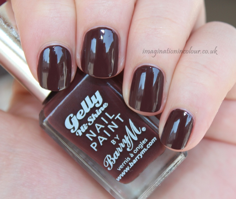 Barry M Cocoa Gelly