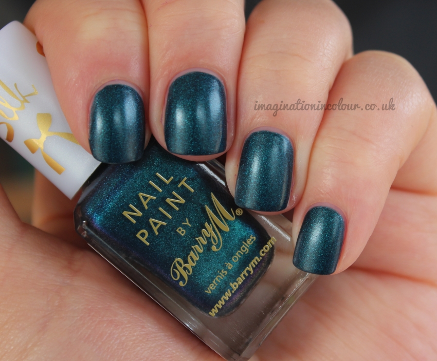 Barry M Forest Silk
