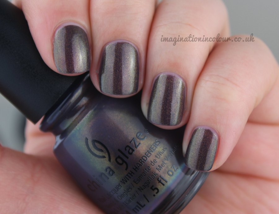 China Glaze Choo Choo Choose You