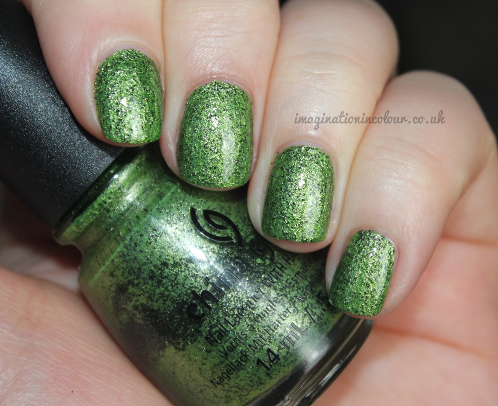 China Glaze But of Corpse Halloween 2014