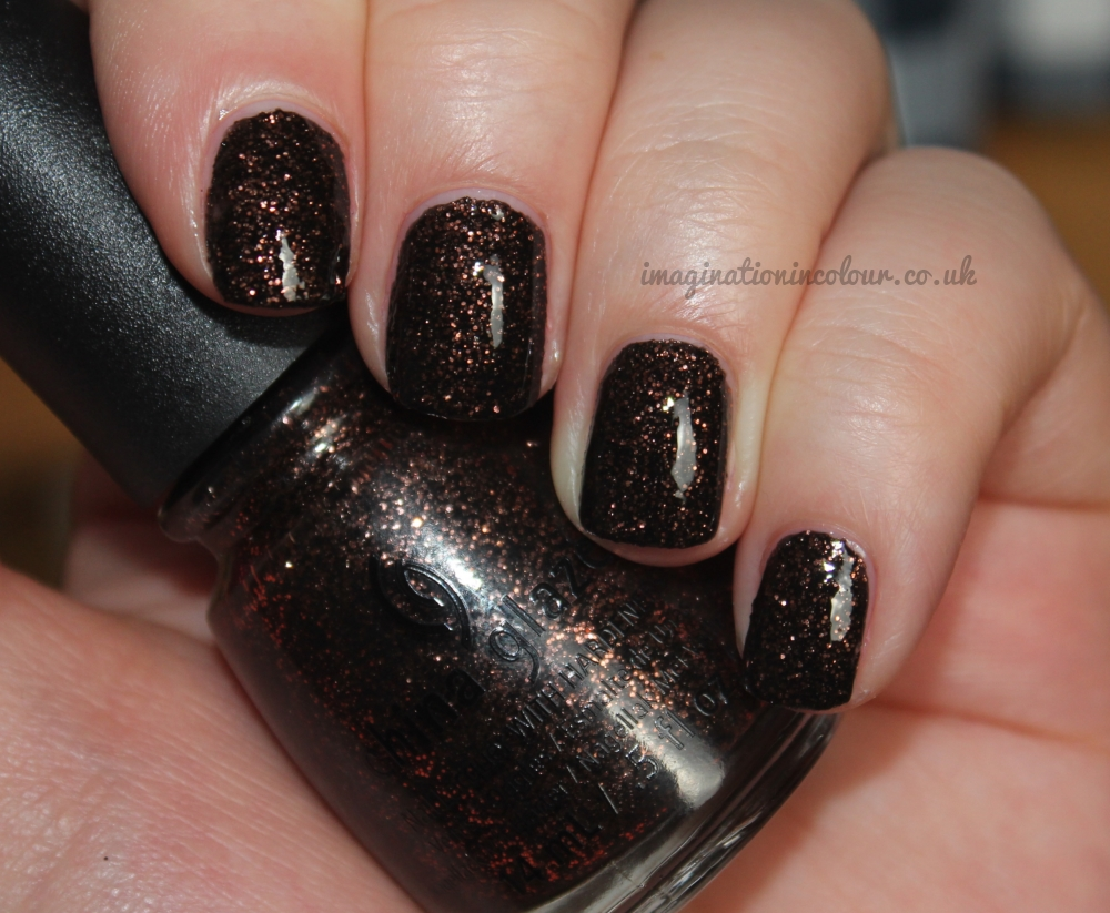 China Glaze Getting to Gnaw You Halloween