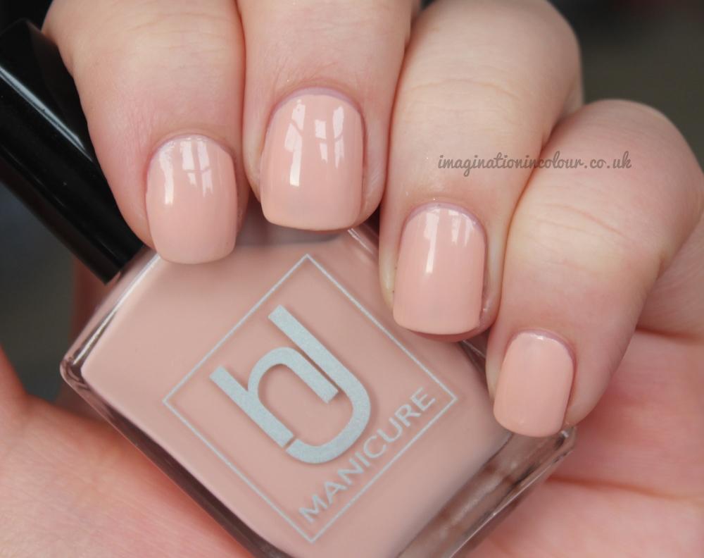 HJ Manicure Peach Blossom