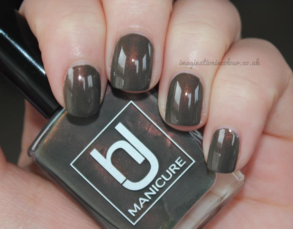 HJ Manicure Vintage Bronze