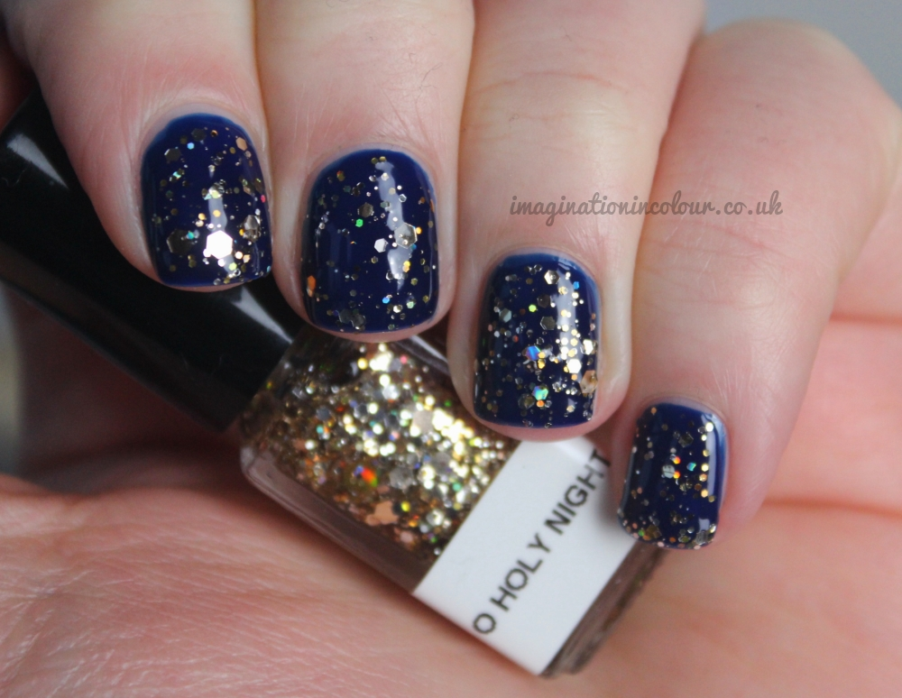 Stellar O Holy Night indie nail polish