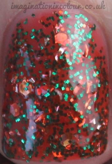 Stellar Rockin Robin indie nail polish