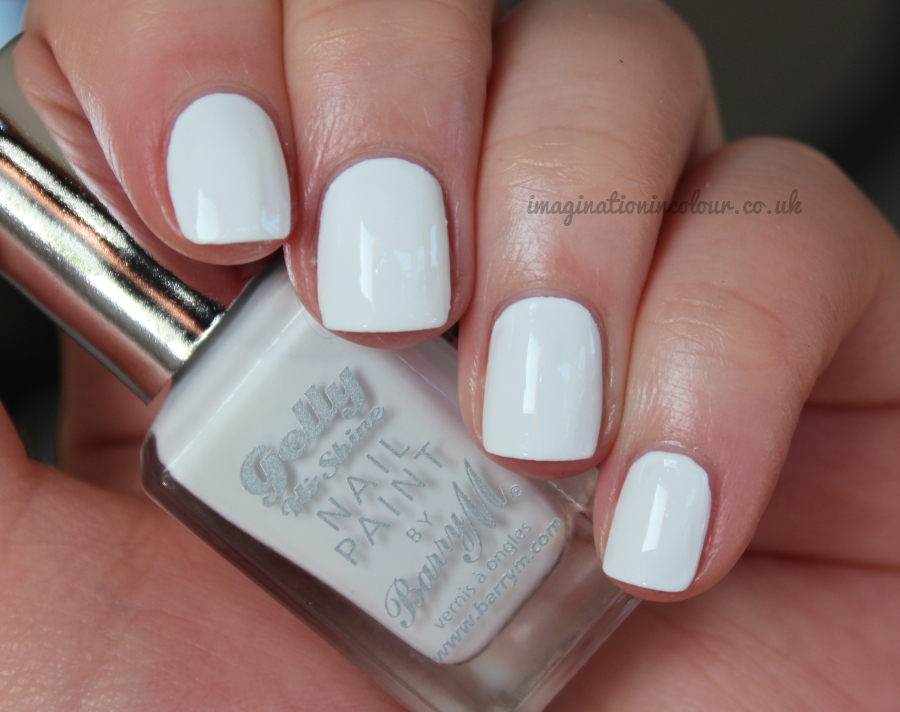 Barry M Cotton Gelly