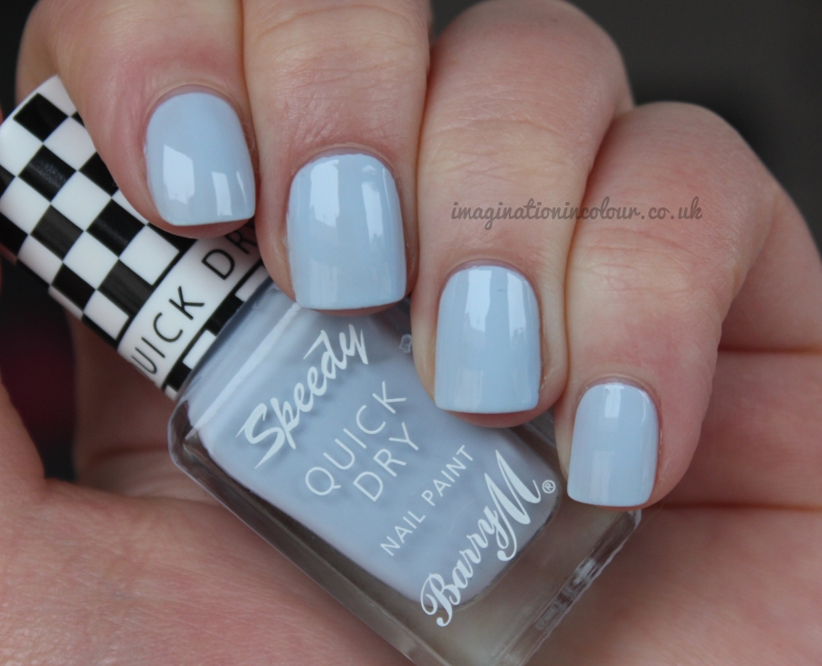 Barry M Eat My Dust Speedy Quick Dry