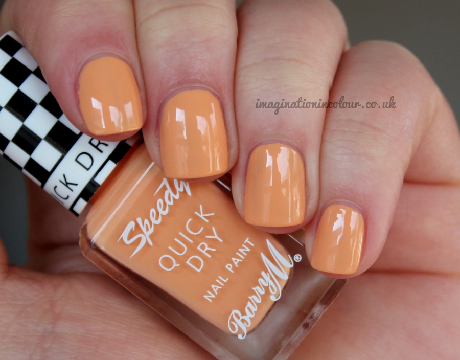Barry M Full Throttle Speedy Quick Dry