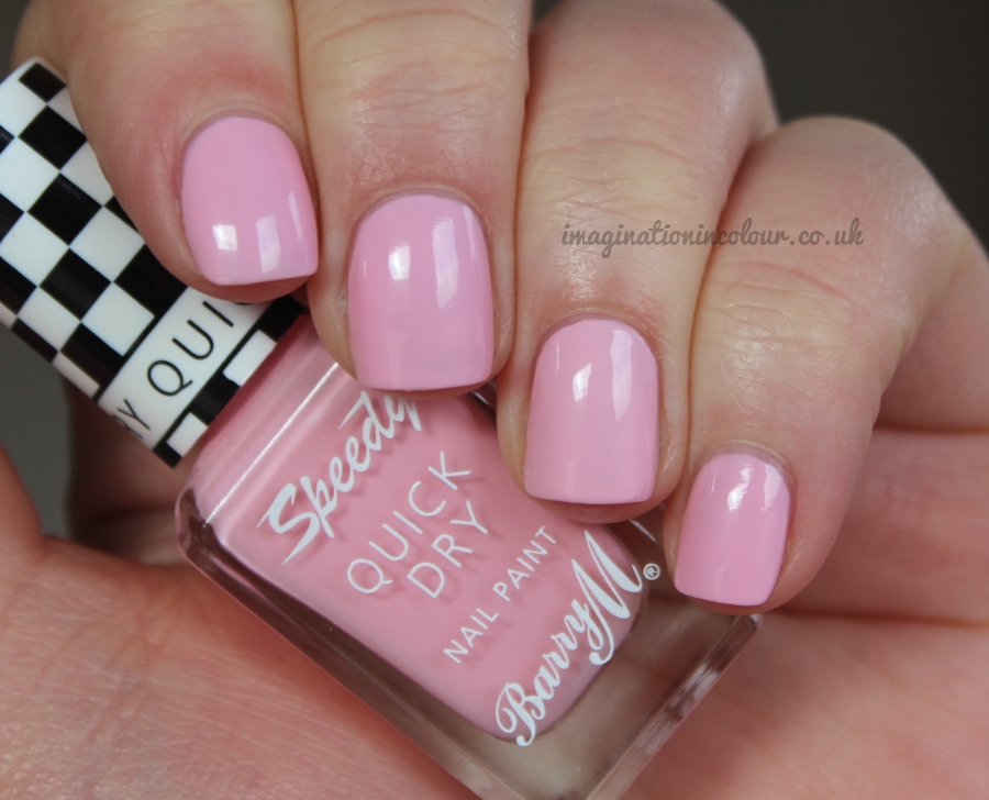 Barry M Kiss Me Quick Speedy Quick Dry