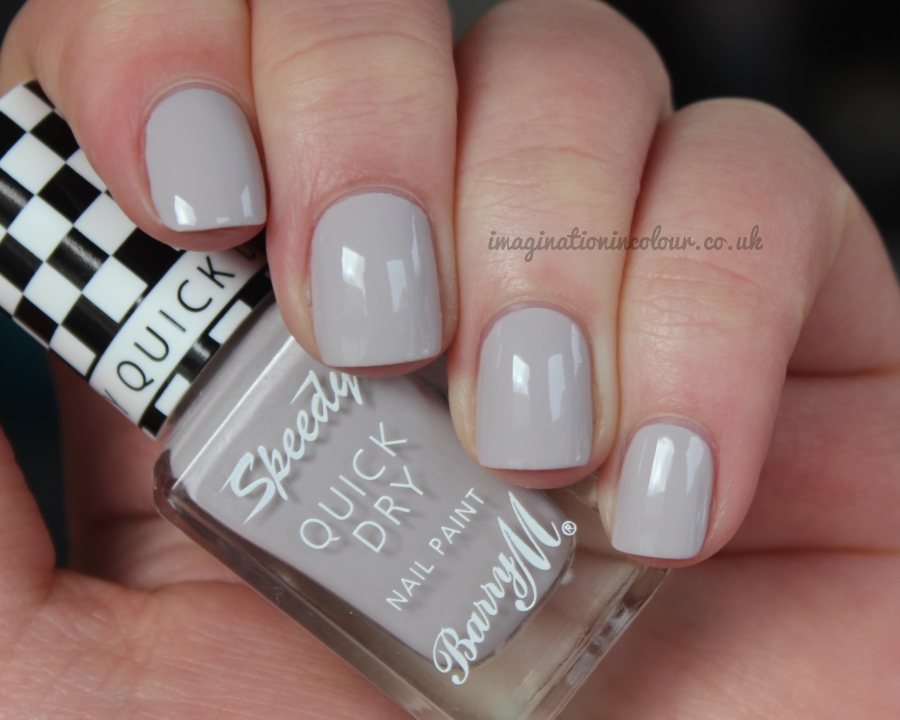 Barry M Pit Stop Speedy Quick Dry