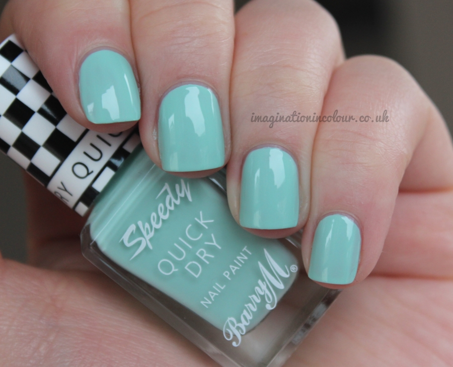 Barry M Road Rage Speedy Quick Dry