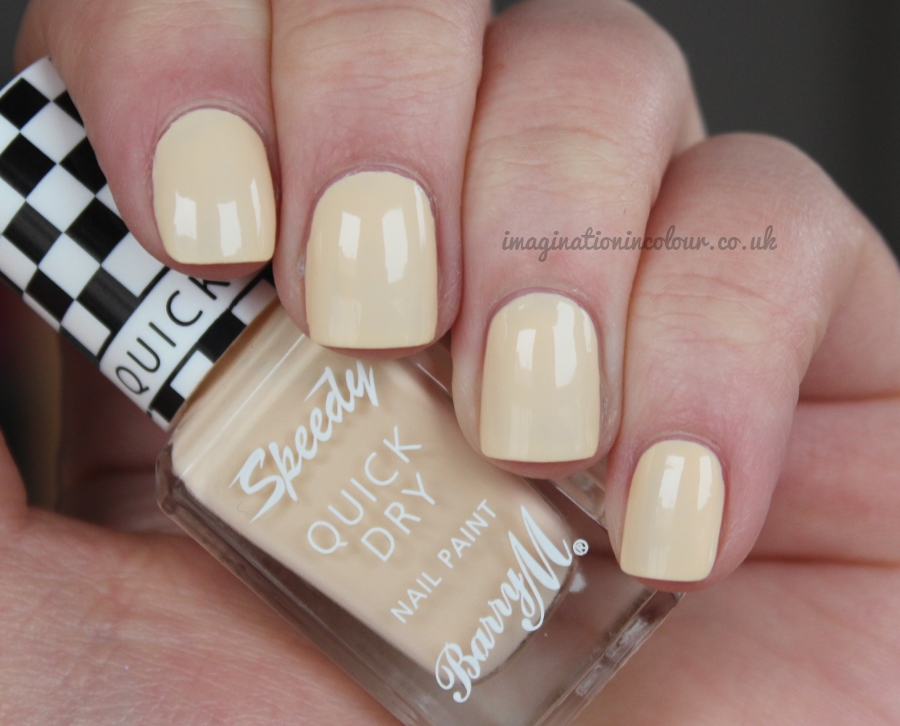 Barry M Stop The Clock Speedy Quick Dry