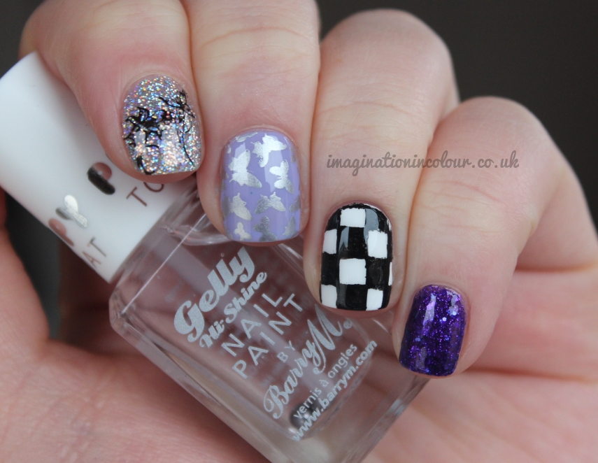 Barry M Plumpy Gelly Topcoat